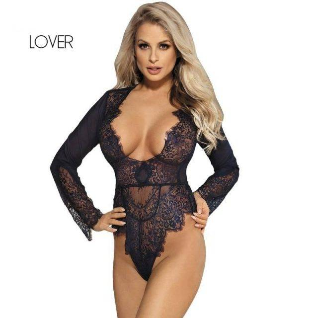Long sleeve lace rompers playsuit deep v neck sexy beach club bodysuit women plus size rose red black romper RE80400 Apparel Beauty & Health Best Sellers Women Clothing & Erotic Lingerie  https://gotoptrend.com/long-sleeve-lace-rompers-playsuit-deep-v-neck-sexy-beach-club-bodysuit-women-plus-size-rose-red-black-romper-re80400/ https://gotoptrend.com Go Top Trend