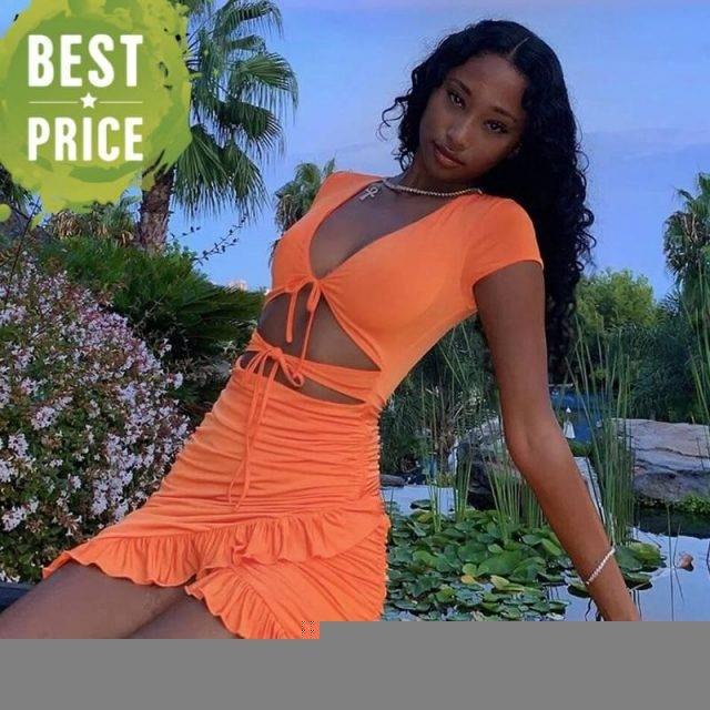 Lace Up V Neck Ruched Bodycon Mini Dress Women 2020 Summer Hollow Out Ruffles Sundress Beachwear Vestidos Apparel Best Sellers Women Clothing & Erotic Lingerie  https://gotoptrend.com/lace-up-v-neck-ruched-bodycon-mini-dress-women-2020-summer-hollow-out-ruffles-sundress-beachwear-vestidos/ https://gotoptrend.com Go Top Trend
