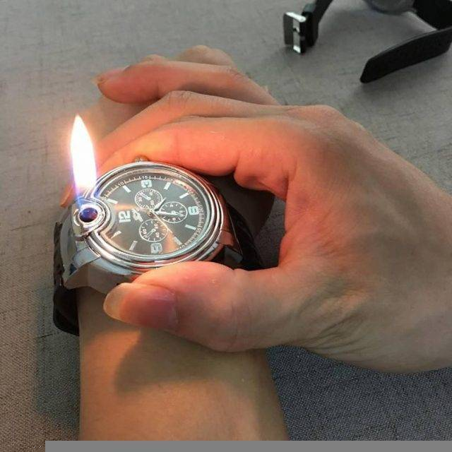 Men's Quartz Wrist Watches with Lighter Creative Military Watches Male Clocks Moment Watches Beat Gifts Best Sellers Jewelry  https://gotoptrend.com/quartz-wrist-watches-with-lighter/ https://gotoptrend.com Go Top Trend
